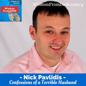 4 : Confessions of a Terrible Husband – Nick Pavlidis